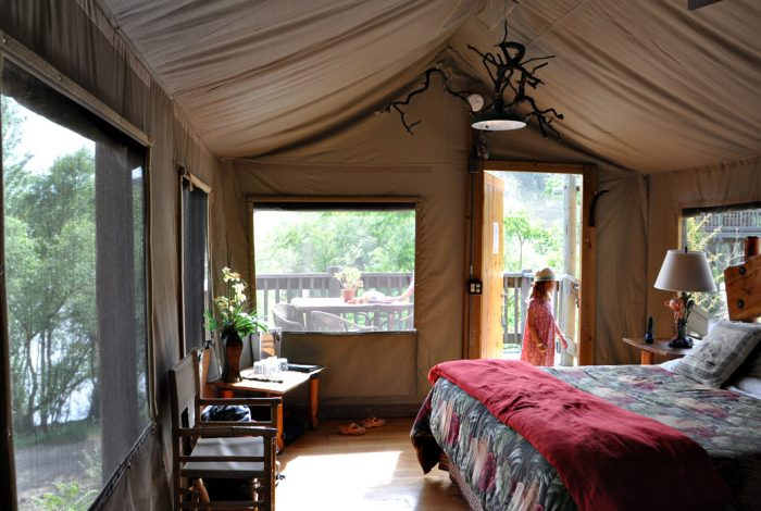 One Night In The African Tent Camp My Review Of Safari