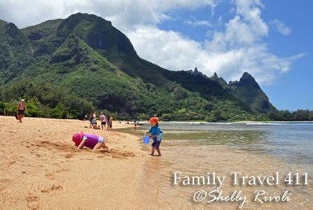 Classic Kauai backdrop