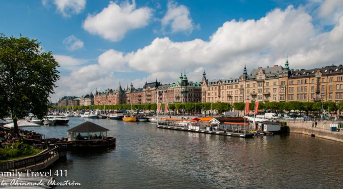 The 411 on Stockholm with Kids