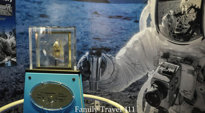 To the Moon: Visiting Huntsville's U.S. Space & Rocket Center