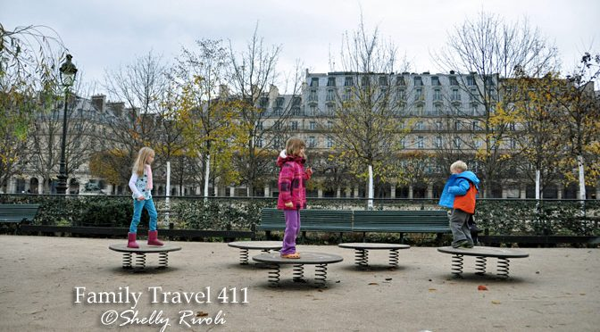 Five favorite books for a Paris family vacation