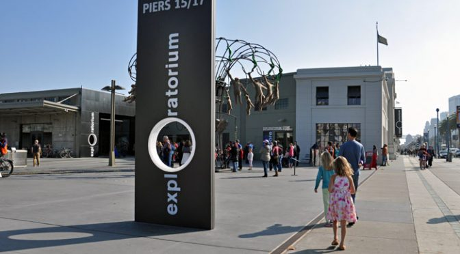 Matter of Perception: Visiting the San Francisco Exploratorium