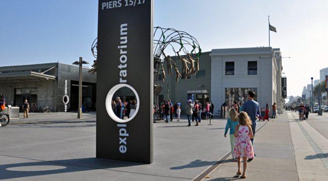 Matter of Perception: Visiting the San Francisco Exploratorium