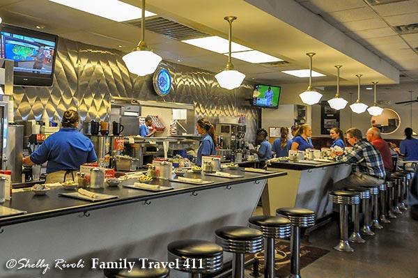 Blue Plate Cafe in Huntsville