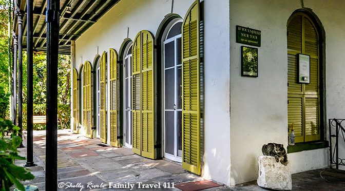 If Cats Could Type in Key West: A Visit to the Hemingway Home Museum