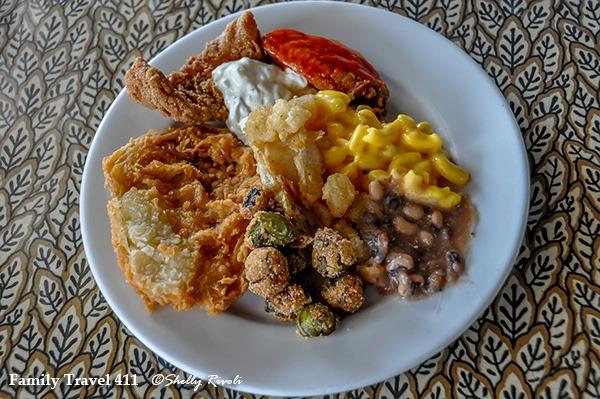 Carlile's restaurant in Alabama