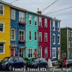 St. John's Newfoundland with kids