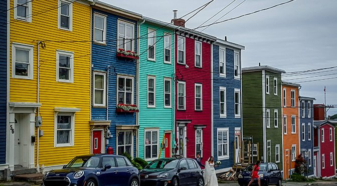The 411 on St. John's – Newfoundland with Kids