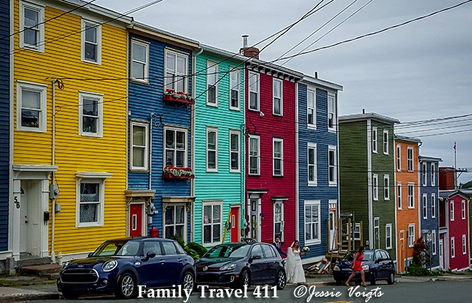 St. John's Newfoundland with kids