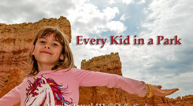 "Fourth Graders FREE in National Parks with ""Every Kid In a Park"" Pass"