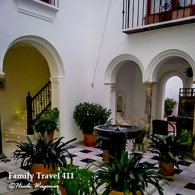apartmentos touristicos Alberca in Cordob