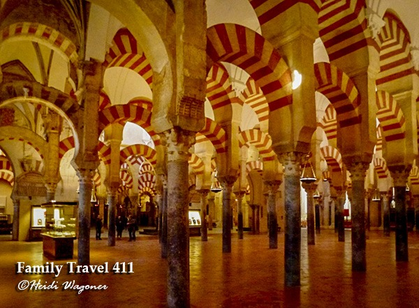 "Mezquita Cathedral or ""Mosque–Cathedral"" of Córdoba, Spain"