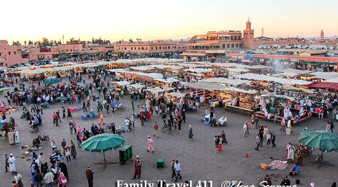 The 411 on Marrakech with Kids