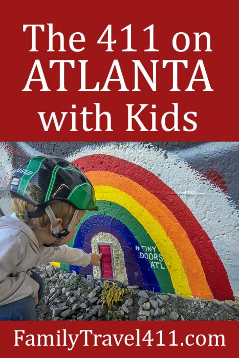 The 411 on Atlanta with kids.