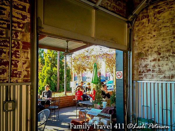 Radial Cafe Atlanta