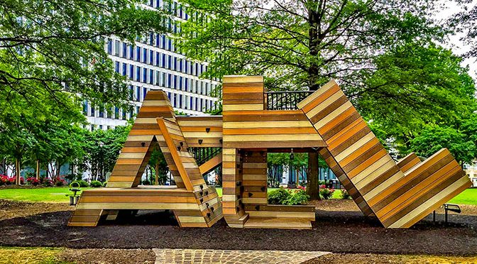 Atlanta with kids? Woodruff Park