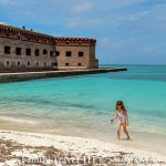 day trip to dry tortugas with kids