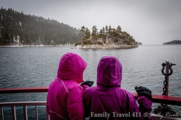 Fannette Island from the MS Dixie II