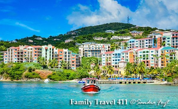 St Thomas, USVI Hotel Frenchmans Reef