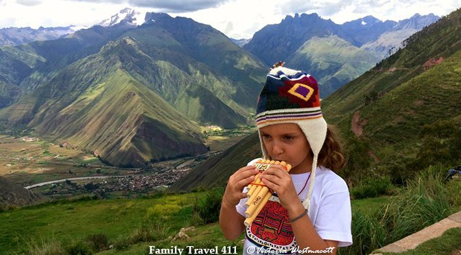 The 411 on Peru's Sacred Valley with Kids