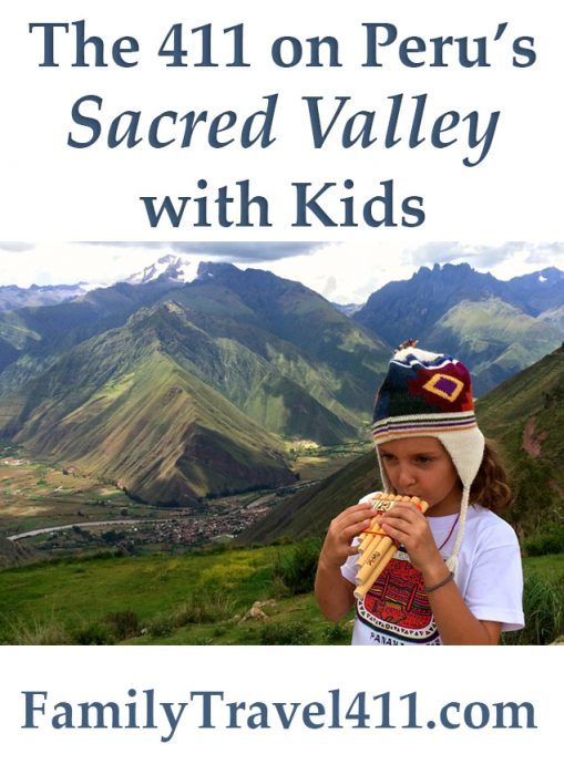 Peru Sacred Valley with Kids