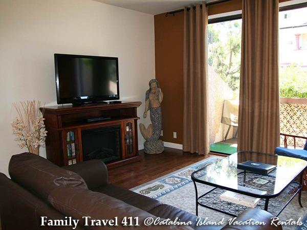 A 2-bedroom condo at Bahia Vista in Avalon.