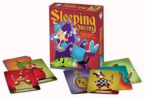 game of Sleeping Queens