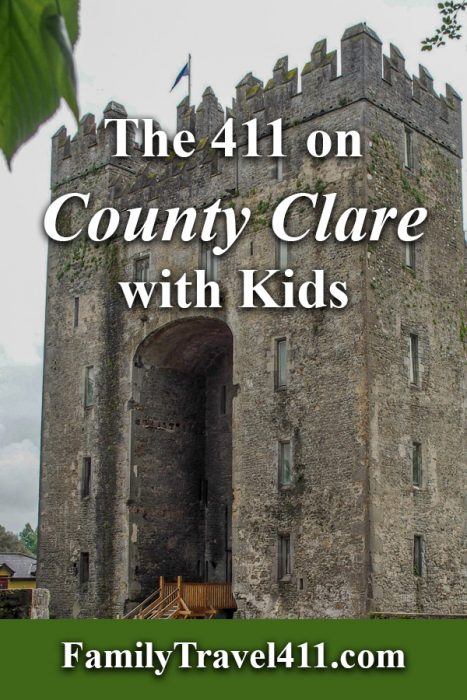 The 411 on County Clare with kids, Ireland