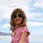 sun glasses for kids are important during travel