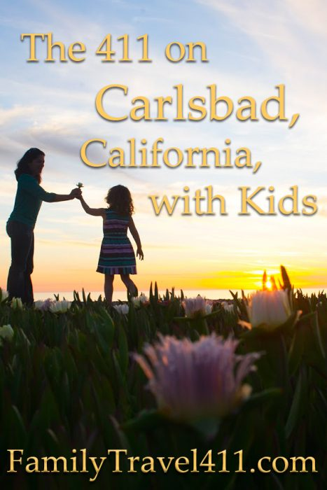 The 411 on Carlsbad with kids