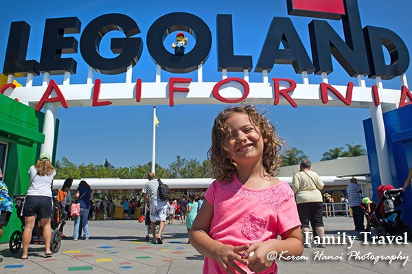 Legoland carlsbad with kids