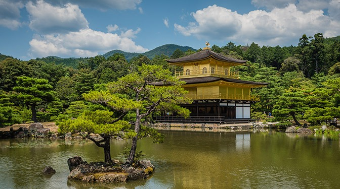 Kyoto with kids, Japan