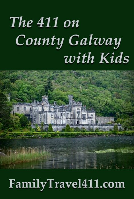 Pin this post to your trip planning board! Shown above: Kylemore Abbey, photo by Jody Halsted.
