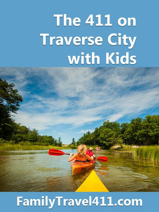 The 411 on Traverse City with Kids
