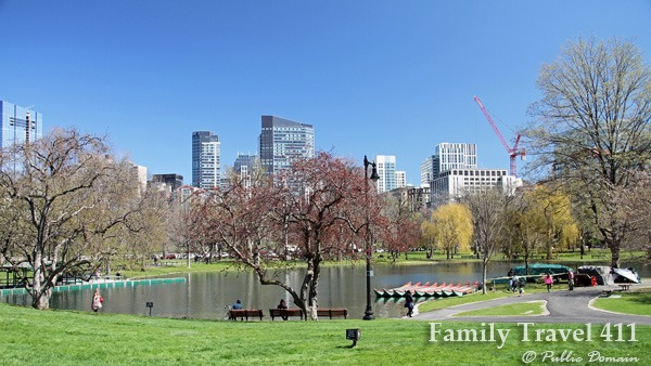 Boston Common is the oldest city park in the United States.