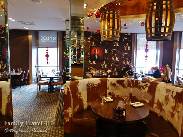 Kyloe Restaurant & Grill, Edinburgh.