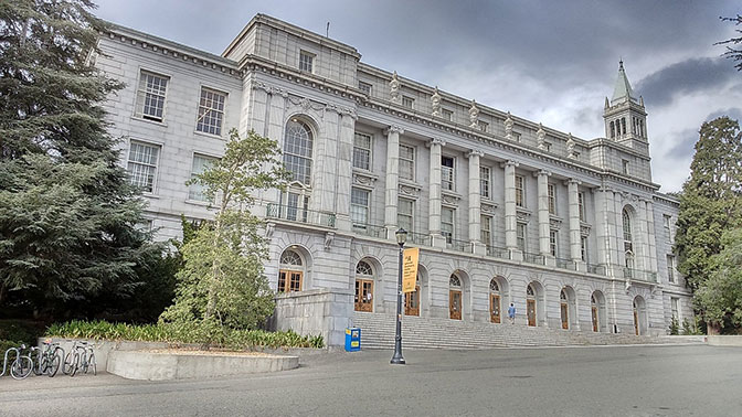 UC Berkeley - planning college visits with your teen