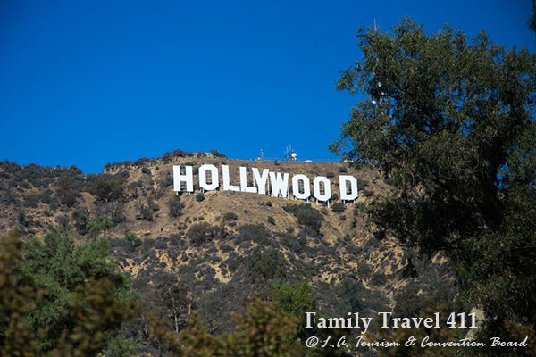 Los Angeles and Hollywood for LGBT families