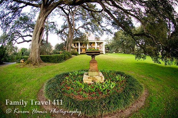 Enjoy a guided tour of Houmas House and gardens.