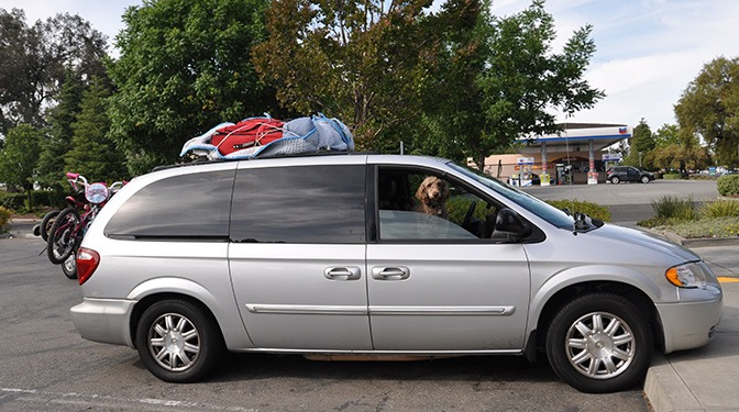 Ten things you should bring on a road trip with kids