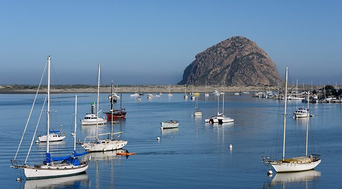 Morro Bay with kids