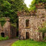 Northern Ireland's Fermanagh Castle Caldwell Gatehouse