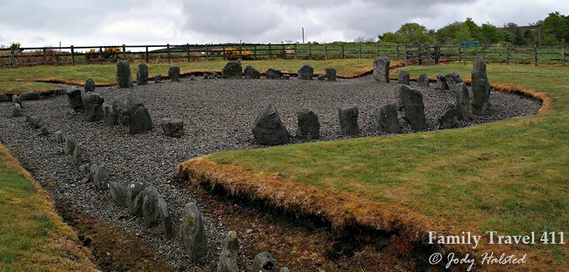 FErmanagh An ancient stone circle dating to 2250 BC.