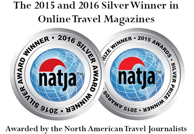 award winning online travel magazine for families