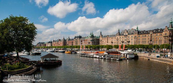 Stockholm, Sweden with kids