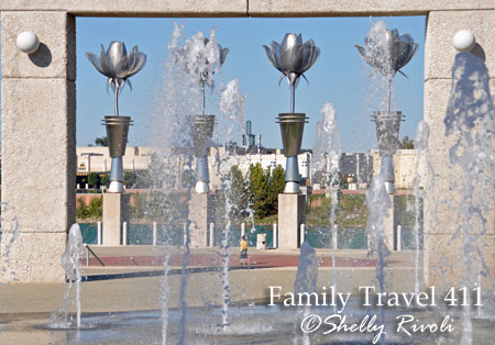 Kid-friendly fountains refresh at the Shreveport Riverfront.