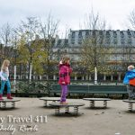 Paris family vacation