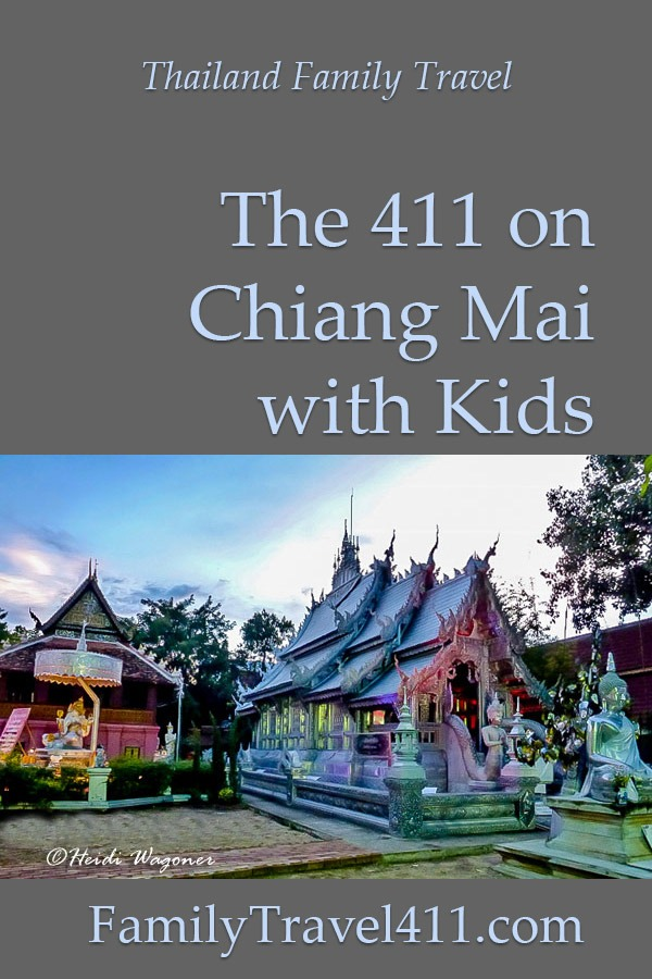 Chiang Mai with kids, Thailand family travel guide