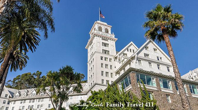 The Claremont Hotel in Berkeley, California