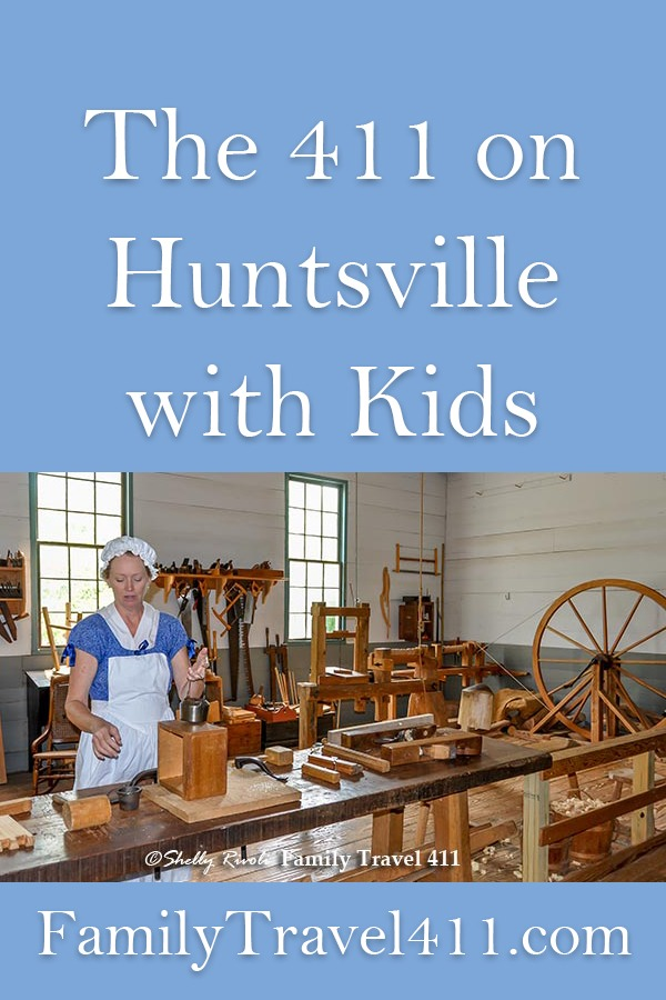 The 411 on Huntsville with kids